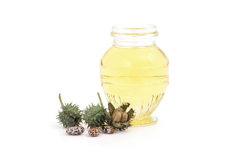 castor oil will help your hair grow faster